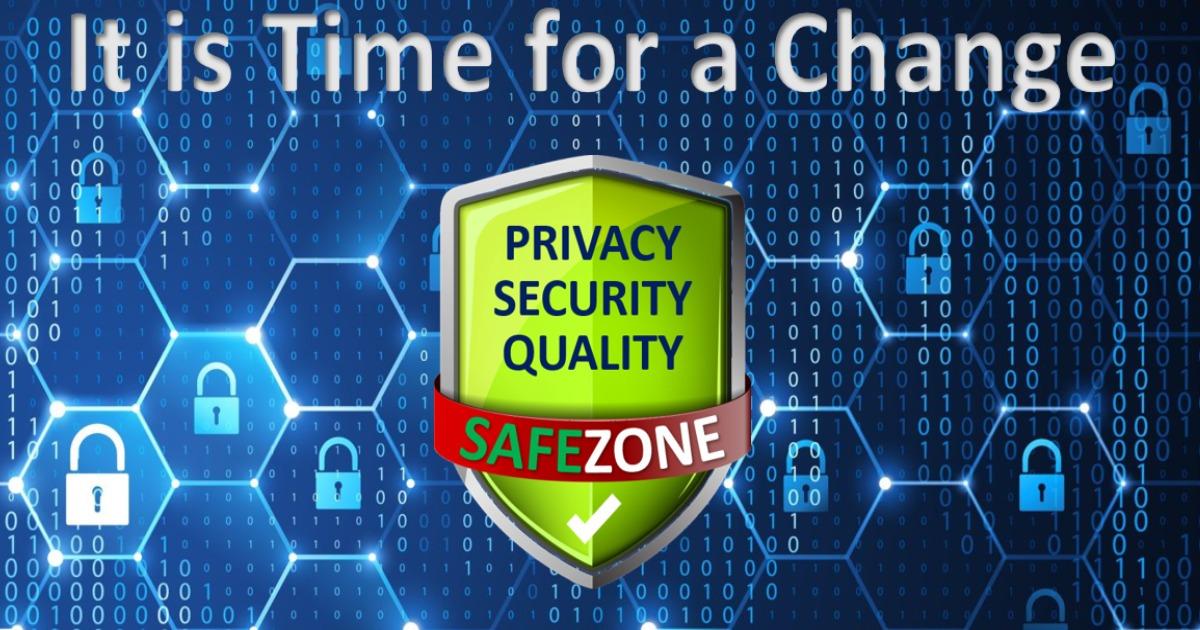 SafeZone Homepage