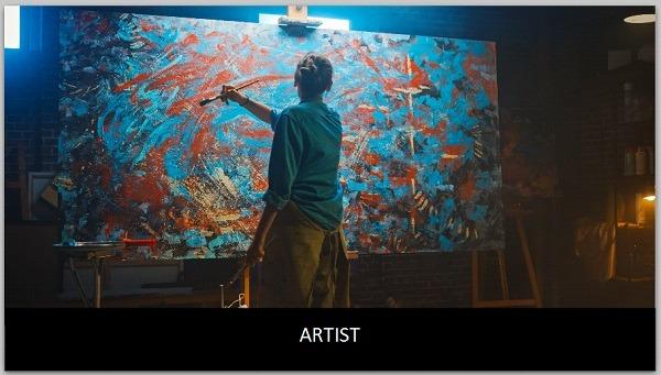 IGOFA Art Artist