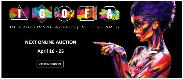 IGOFA Art Auction