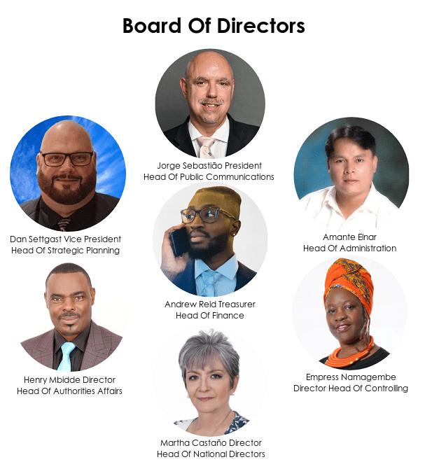 YEM Foundation Board Of Directors 2021